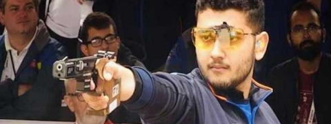 Anish Bhanwala increases India's gold medal to 8 at ISSF Jr WC