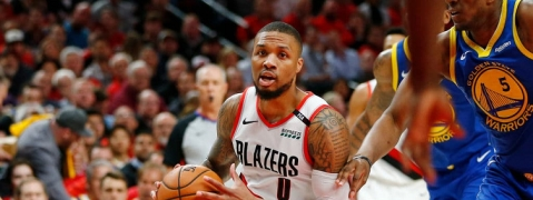Lillard, Blazers agree on supermax extension
