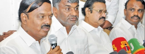 AIADMK keeps BJP out of Vellore