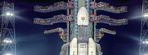 20-hr countdown begins, Chandrayaan-2 to take a billion dreams to moon