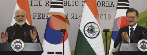 India, Korea stress on strengthening Parliamentary exchanges, Defence cooperation