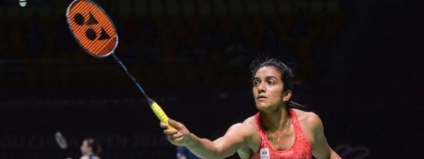 PV Sindhu beats Chen Yu Fei to reach Final