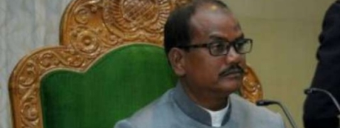 Dinesh Oraon expresses anguish over non presence of leaders