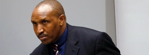 Congo rebel leader Ntaganda convicted of crimes against humanity