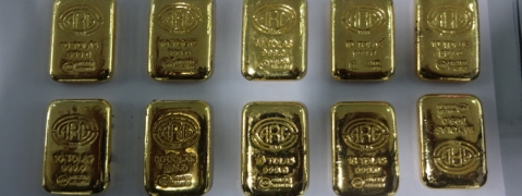 Gold biscuits worth Rs 98 lakh seized at Kannur Intl Airport