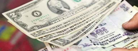 Rupee rebounds by 23 paise against dollar