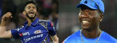 IPL transfers: Mumbai Indians exchange Markande with Delhi's Rutherford