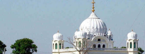 India for early completion of infra projects in Kartarpur Corridor