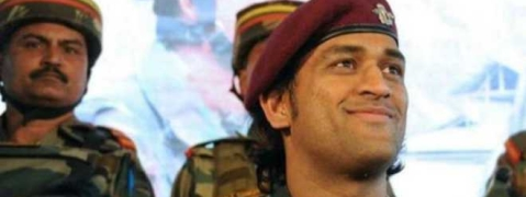 Dhoni to serve in Kashmir, will perform patrolling and guard duty: Army