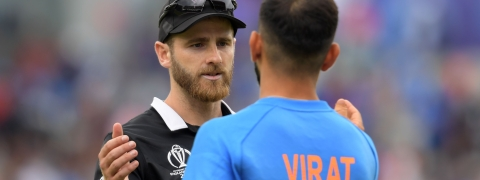 Kohli admits New Zealand were too good with the new ball