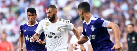 Real Madrid draw Valladolid in home opener