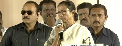 Mamata, Stalin slams Modi Govt on Kashmir