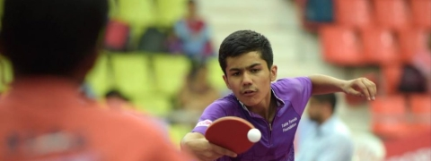 Top-seed Aadarsh primed for his second title