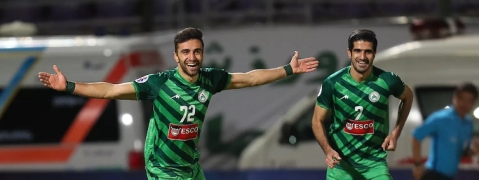 Iran's Zob Ahan to face Saudi's Al-Ittihad in ACL Round of 16