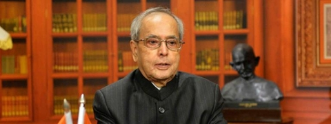 Research, Innovation are keystones: Pranb Mukherjee
