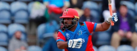 Mohammad Shahzad suspended for a year