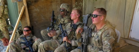 US to keep 8,600 troops in Afghanistan even after truce