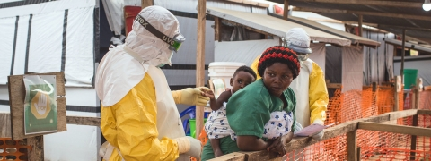 UN working intensively to stop Ebola in eastern DR Congo