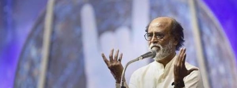 Centre handled Kashmri issue tactfully, says Rajinikanth
