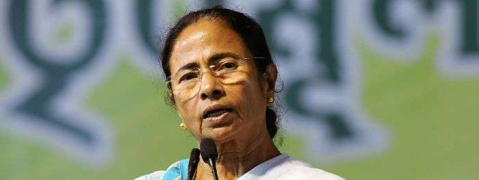 "Mamata Banerjee claims ""Human rights have been totally violated in Kashmir"""