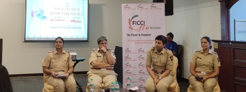 FICCI women's wing interacts with Mumbai police
