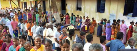 Polling for Vellore LS seat passes of peacefully