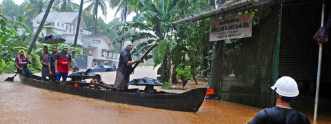 Heavy rains: schools to remain shut in Kerala