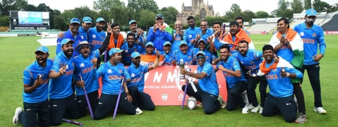 India beat England to win inaugural T20 Physical Disability World Series