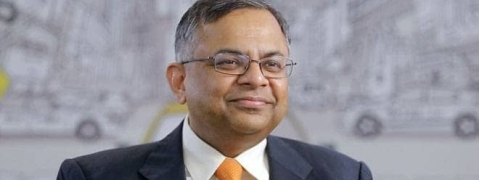 Tata Sons Chairman receives Rs 65.25-crore pay packet