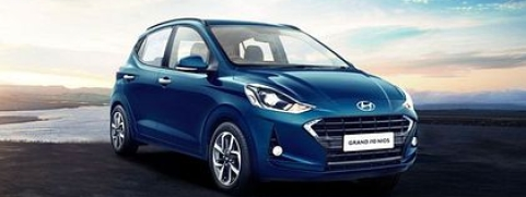 Hyundai rolls out first 'Made in India' Grand i10 NIOS