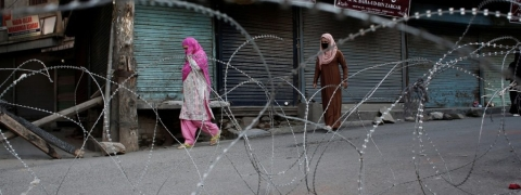 Kashmir: Life remains crippled for 27th day