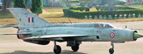 Basic MiG 21 fighter jet to be phased out in December