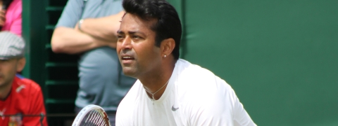 Leander-Erlich lose in doubles first round