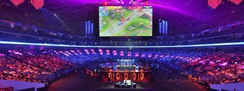 Shanghai to hold e-sports masters tournament