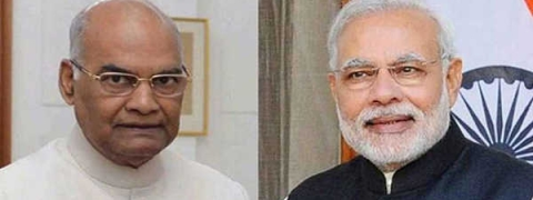 Prez, PM pay tributes to late PM Vajpayee