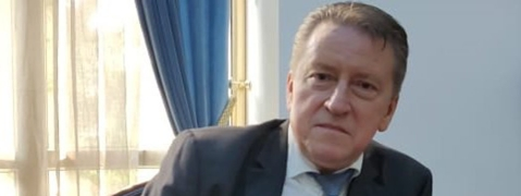 Russian envoy backs India on Kashmir issue