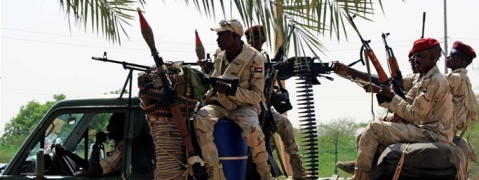 Sudan seizes large amounts of weapons in Khartoum