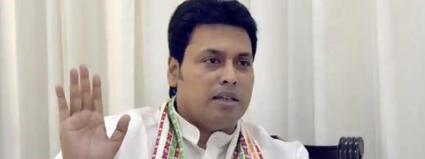 Tripura CM sore over failing power supply