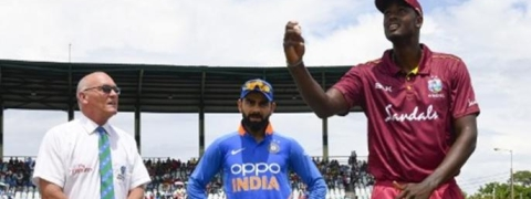 2nd ODI: India win toss, opt to bat against Windies