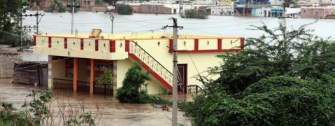 Karnataka Govt declares 80 taluks as Flood-hit