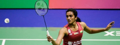 Sindhu races to semis of BWF World C'ships