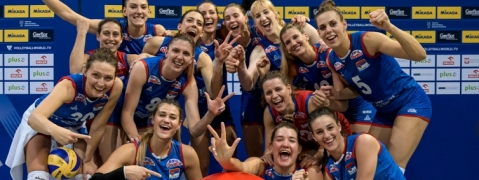 Serbian women's volleyball team qualifies for Tokyo Olympics