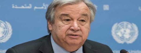 Education systems need to be more inclusive: Guterres