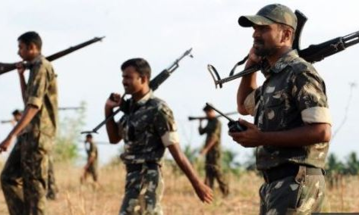 Seven Maoists killed in Chhatisgarh
