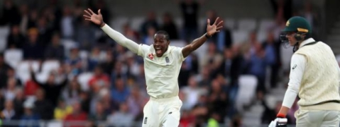 Jofra Archer turns lethal, Australia all out for 179 in third Ashes Test