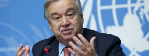 UN chief welcomes Greta's decision