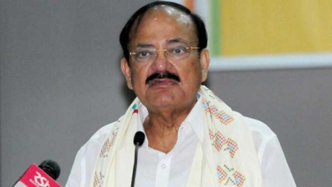 Vice President Naidu to leave on five-day visit to Lithuania