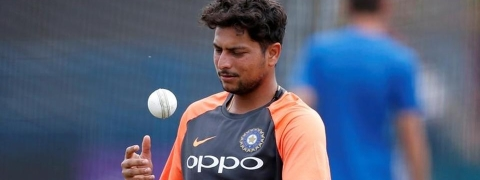 Kuldeep Yadav on the brink of a new record