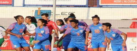 Team India Women defeat Bolivia 3-1 in COTIF Cup