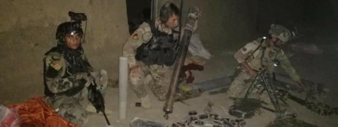 Suicide bombers training center destroyed; 8 militants killed in Afghan